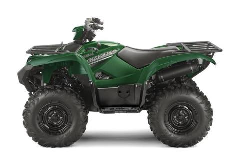 2017 Yamaha Grizzly EPS in Pasadena, Texas