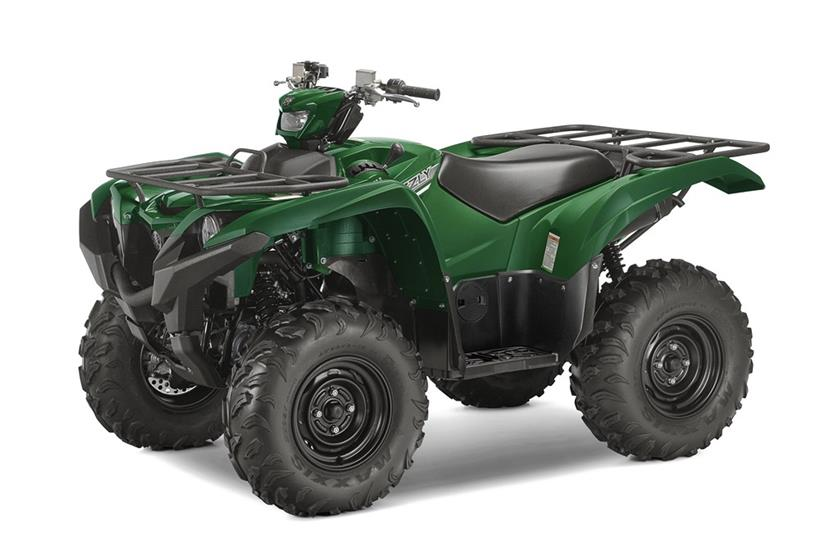 2017 Yamaha Grizzly EPS in Jacksonville, Florida