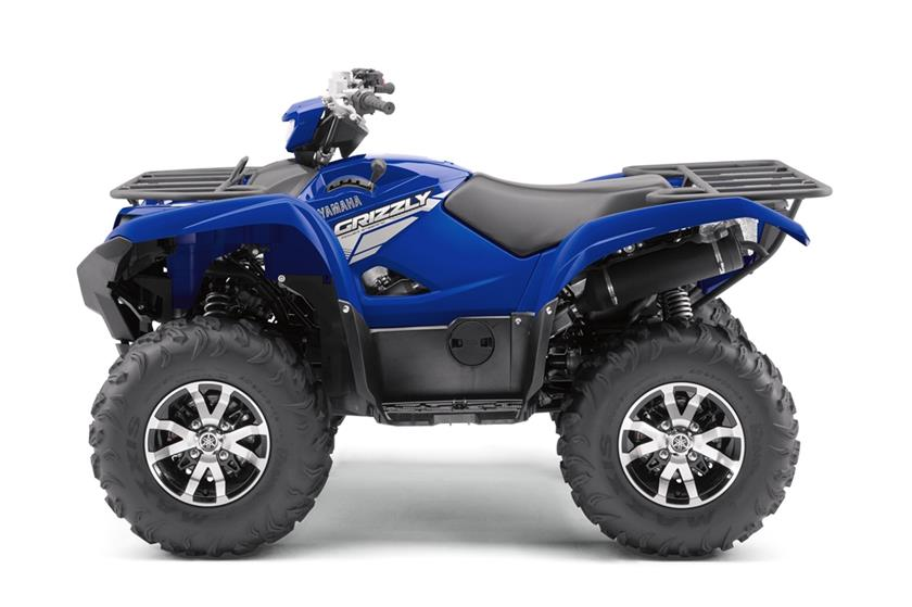 2017 Yamaha Grizzly EPS in Fairview, Utah