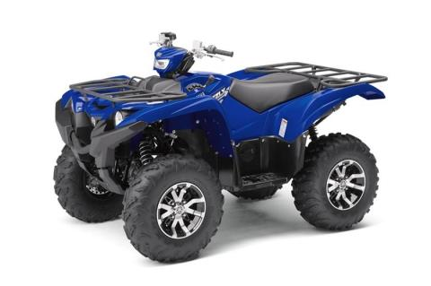 2017 Yamaha Grizzly EPS in Twin Falls, Idaho