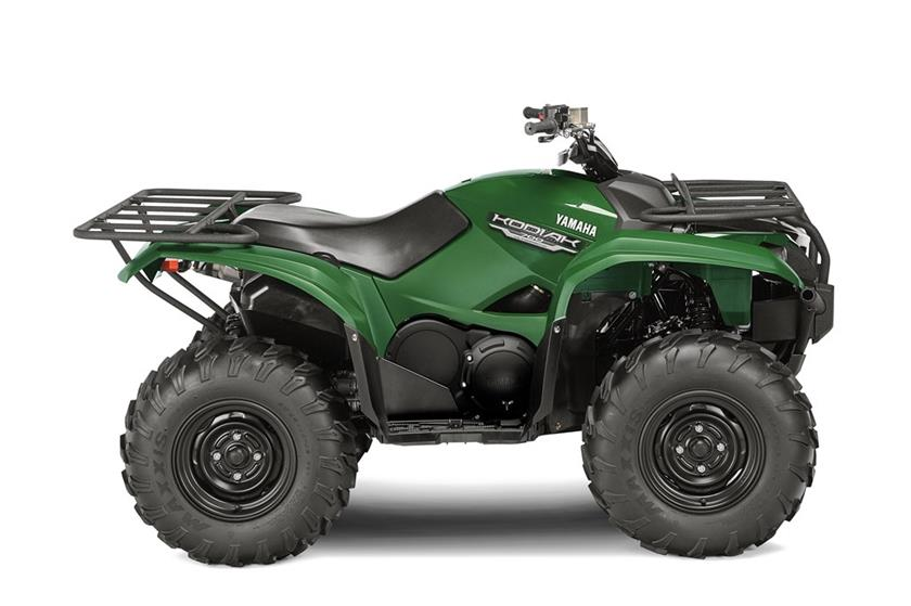 2017 Yamaha Kodiak 700 in Phillipston, Massachusetts