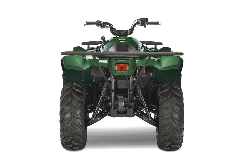2017 Yamaha Kodiak 700 in Northampton, Massachusetts