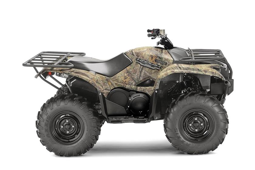 2017 Yamaha Kodiak 700 in San Jose, California