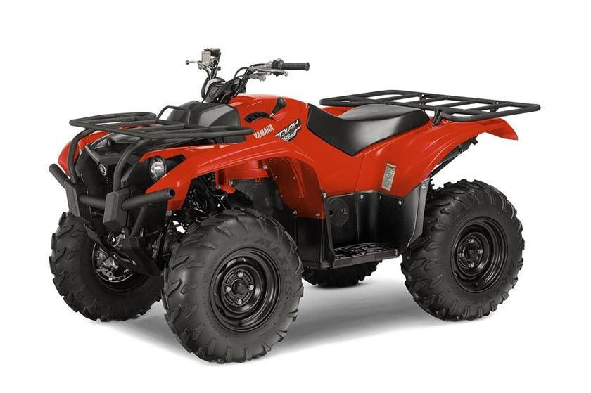 2017 Yamaha Kodiak 700 in Utica, New York