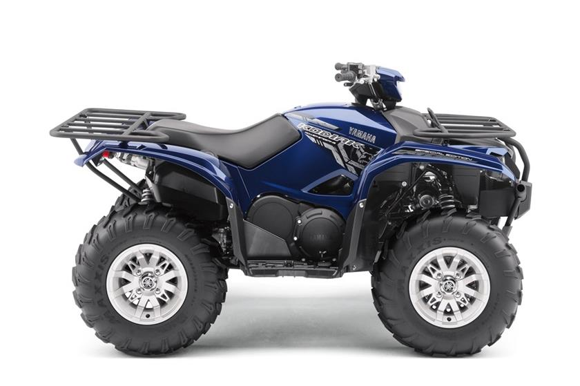 2017 Yamaha Kodiak 700 EPS SE in Chesterfield, Missouri