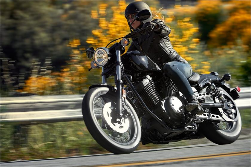 2017 Yamaha Bolt in Phillipston, Massachusetts