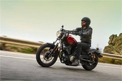2017 Yamaha Bolt R-Spec in Janesville, Wisconsin
