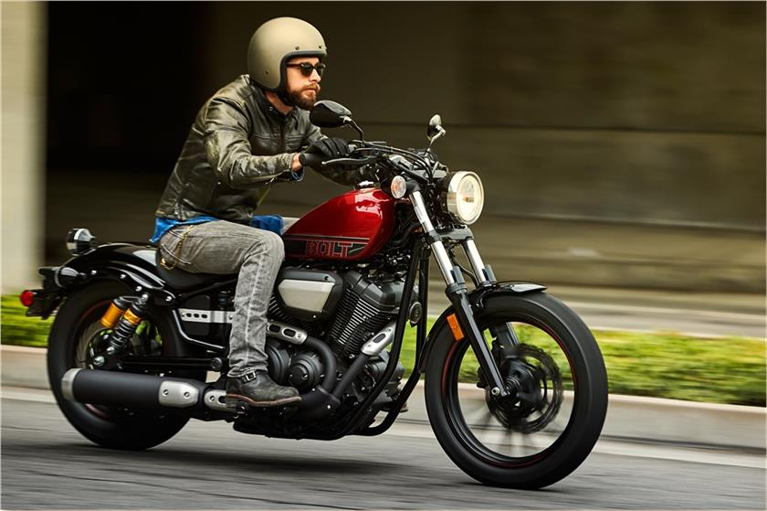 2017 Yamaha Bolt R-Spec in Norfolk, Virginia