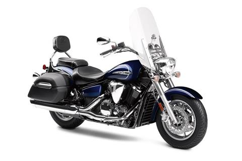 2017 Yamaha V Star 1300 Tourer in Fairview, Utah