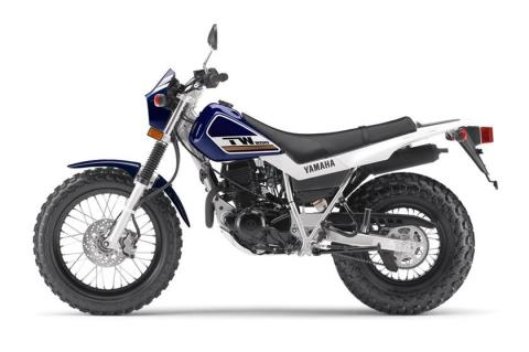 2017 Yamaha TW200 in Middletown, New Jersey