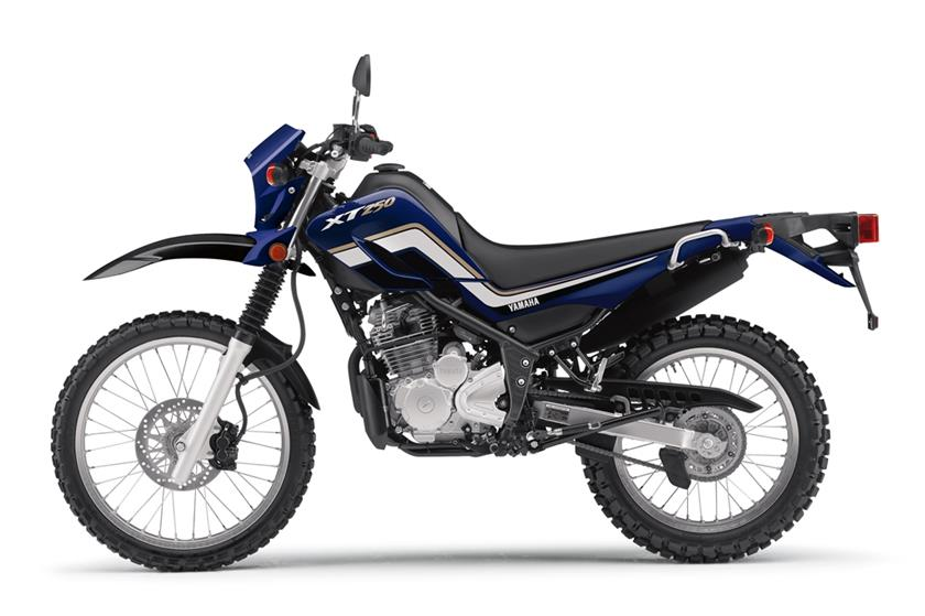 2017 Yamaha XT250 in Goleta, California