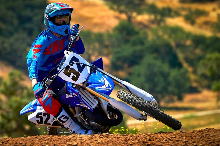 2017 Yamaha YZ125 in Francis Creek, Wisconsin