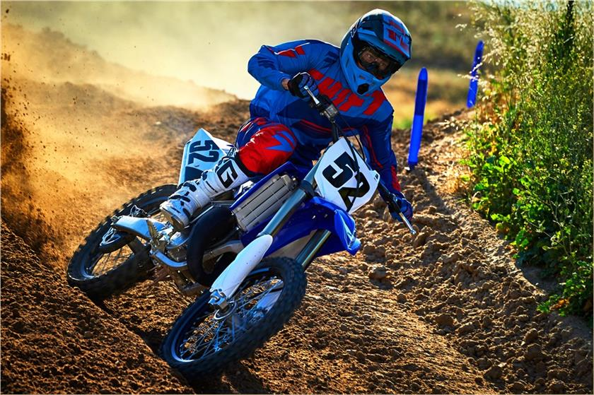 2017 Yamaha YZ125 in Paw Paw, Michigan