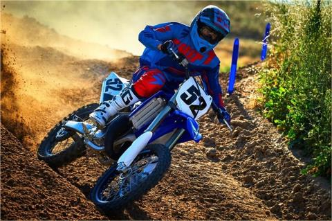 2017 Yamaha YZ125 in Monroe, Washington