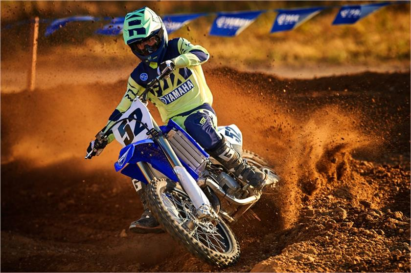 2017 Yamaha YZ125 in San Jose, California