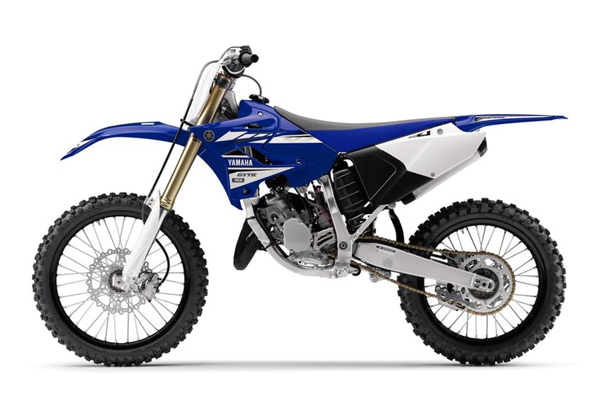 2017 Yamaha YZ125 in Middletown, New York