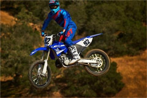 2017 Yamaha YZ250 in Asheville, North Carolina