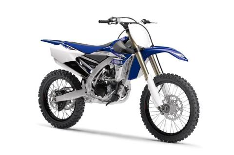 2017 Yamaha YZ250F in Simi Valley, California