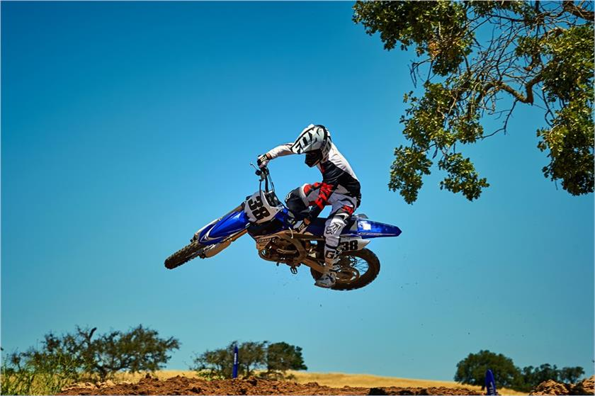 2017 Yamaha YZ250F in Asheville, North Carolina