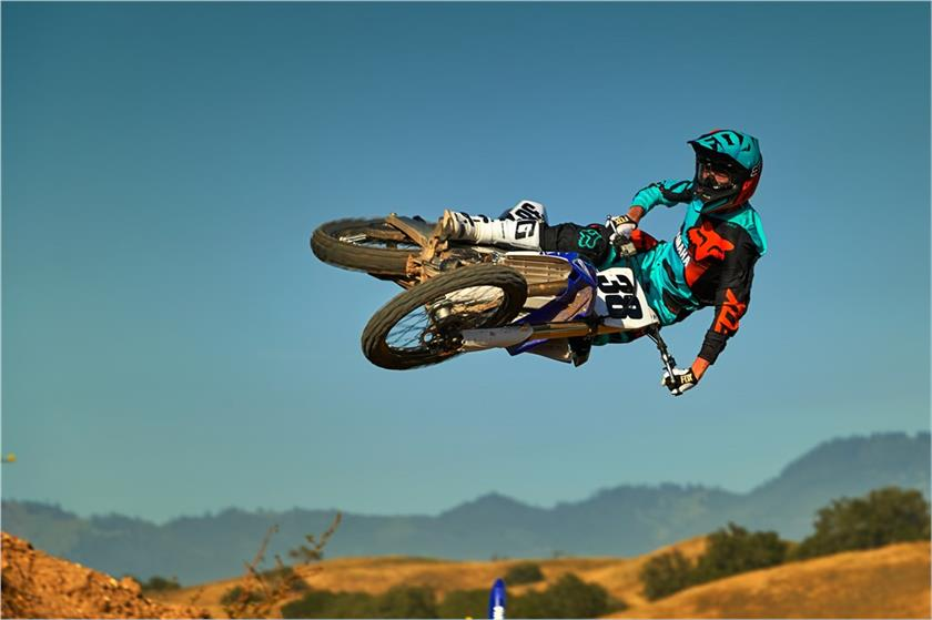 2017 Yamaha YZ250F in Logan, Utah