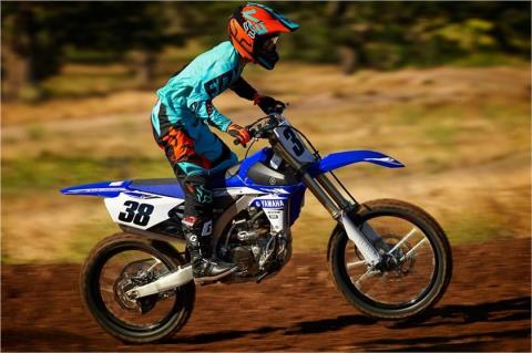 2017 Yamaha YZ250F in Port Washington, Wisconsin