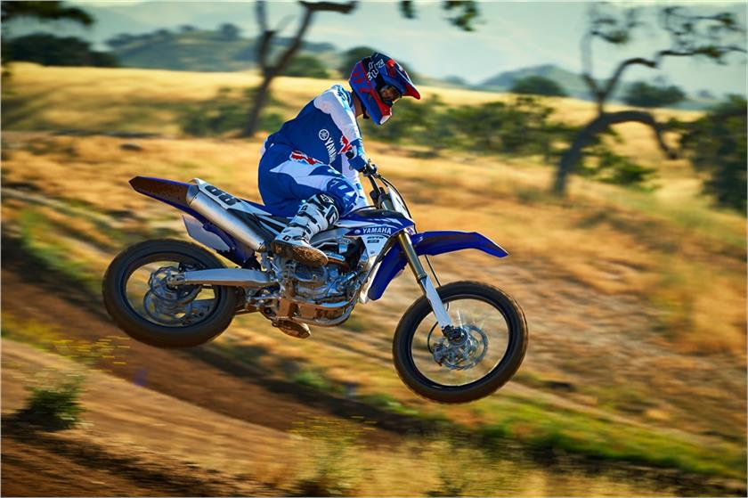 2017 Yamaha YZ450F in Lowell, North Carolina