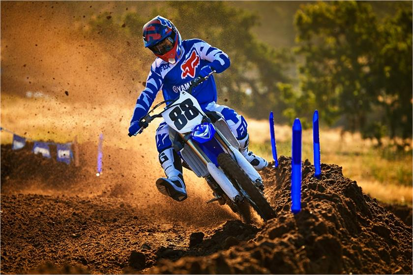 2017 Yamaha YZ450F in New Castle, Pennsylvania