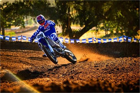 2017 Yamaha YZ450F in Clearwater, Florida