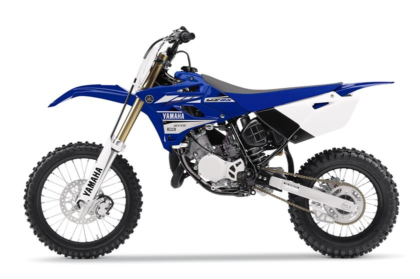 2017 Yamaha YZ85 in Goleta, California