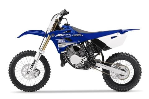 2017 Yamaha YZ85 in Phillipston, Massachusetts