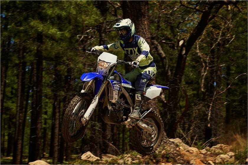 2017 Yamaha WR250F in Amarillo, Texas