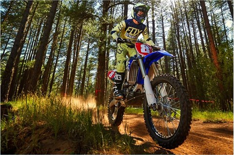 2017 Yamaha YZ250FX in Monroe, Washington