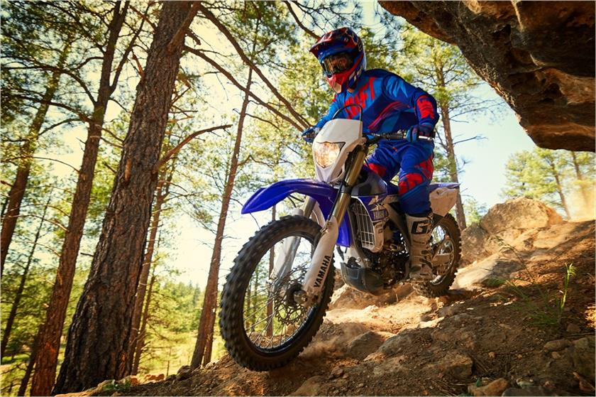 2017 Yamaha WR450F in Simi Valley, California