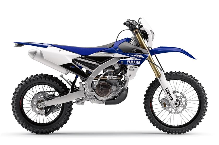 2017 Yamaha WR450F in Northampton, Massachusetts