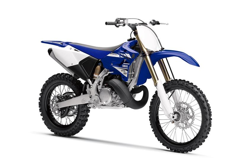 2017 Yamaha YZ250X in Fairfield, Illinois