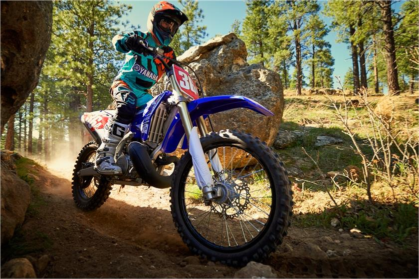 2017 Yamaha YZ250X in Florence, Colorado