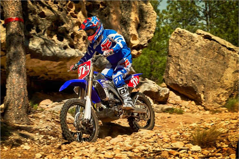 2017 Yamaha YZ450FX in Fontana, California
