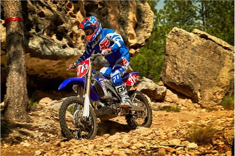 2017 Yamaha YZ450FX in Rockwall, Texas