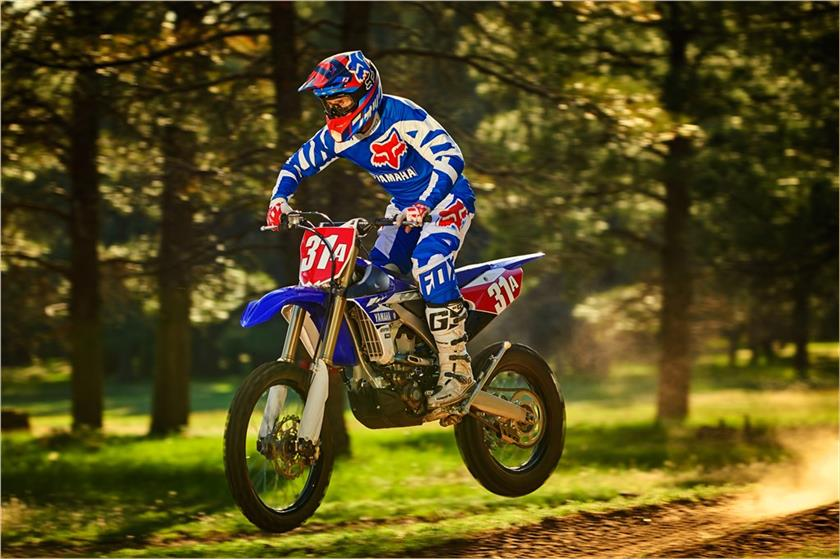 2017 Yamaha YZ450FX in State College, Pennsylvania