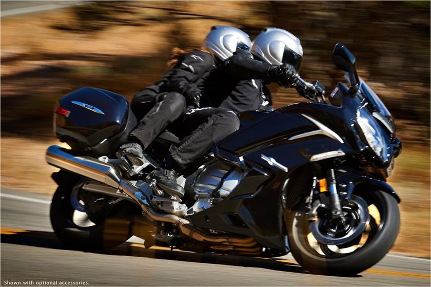 2017 Yamaha FJR1300ES in Marshall, Texas