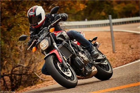 2017 Yamaha FZ-07 in Northampton, Massachusetts