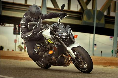 2017 Yamaha FZ-09 in San Jose, California