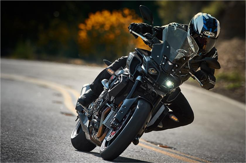 2017 Yamaha FZ-10 in Clarence, New York