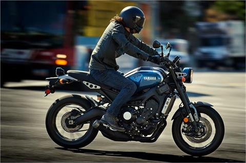 2017 Yamaha XSR900 in Asheville, North Carolina