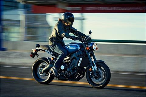 2017 Yamaha XSR900 in Tamworth, New Hampshire