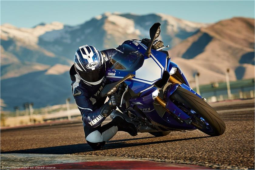 2017 Yamaha YZF-R1 in Monroe, Washington