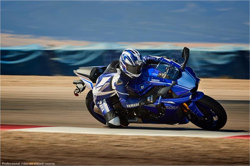 2017 Yamaha YZF-R1 in Richardson, Texas