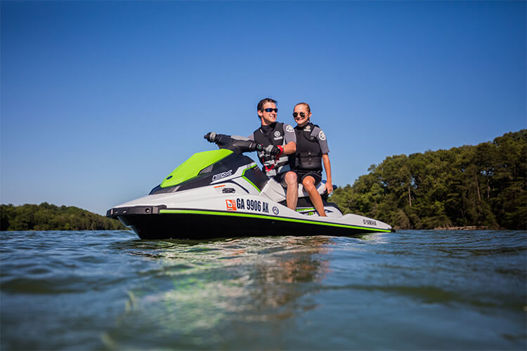 2017 Yamaha EX in Wilmington, North Carolina