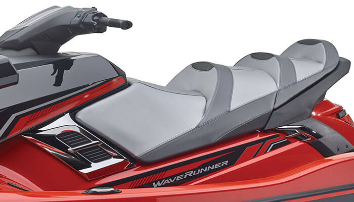 2017 Yamaha FX Cruiser SVHO in Hickory, North Carolina
