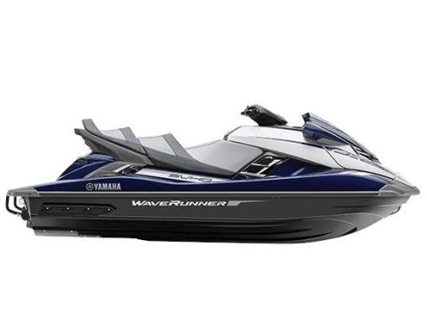 2017 Yamaha FX Limited SVHO in Wilmington, North Carolina